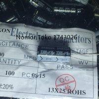aluminium electrolytic capacitors - Pengiriman gratis uF V Electrolytic kapasitor V uF x mm aluminium kapasitor elektrolit ic C1
