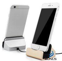Wholesale Charger Dock Stand Station for iPhone S C S plus Cradle desktop