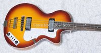 bass club - Hofner Club Bass Hi CB Series fully hollow body xStaple pickups vintage style tuners direct from factory