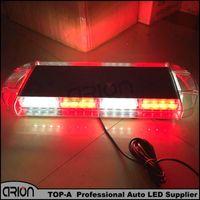 Precio de El tráfico de potencia-Alta potencia 40W 40 LED de emergencia de tráfico de coches de emergencia de advertencia estroboscópica Beacon luz de la barra de mini lámpara de advertencia Lightbar