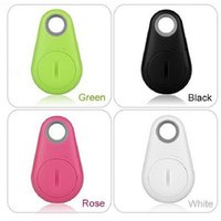 Nouveau traceur d'enfant iTag finder clé intelligente bluetooth keyfinder tracer locator tags Anti perdu alarme pet tracker selfie IOS Android opp packge