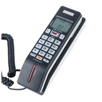 Wholesale Brand G028 caller id wall mounted mounted extension telephone