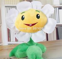 Wholesale inch cm Cute Plant Vs Zombies Series Plant Calendula Plush Toy Doll pack