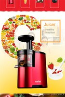 Wholesale Germany Brand Slow Juicer W Fruits Vegetables Low Speed Slowly Juice Extractor Juicers Fruit Drinking Machine