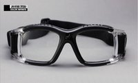 Wholesale professional explosion proof mirror football with basketball goggles myopia model