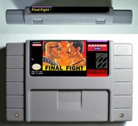 Wholesale SNES Game card USA Action Game Cartridge FINAL FIGHT ZELDA
