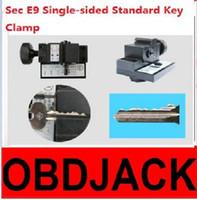 al por mayor ford sola-Casa Para E9 / X6 / V8 / A9 / A7 / A5 clave de corte de la máquina de un solo lado llave de la llave del coche clave de corte único