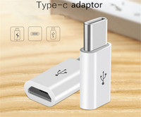 Wholesale Pocket Friendly Size Autocatalytic plating ABS Material Micro TO USB Type C Fast Data Sync Transferring adaptor
