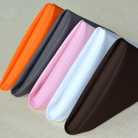 Wholesale Pure cotton toast hotel hotel cloth napkins restaurant dinner cloth white cotton to fold the napkin cup mouth