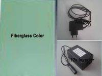 backlight sheet - A4 Fiberglass Panel Backlight Inverter EL Sheet Decoration El Panel Inverter Driver High Quality And Brightness EL Glow