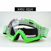 atv goggles fox - 2017 Motorcycle Goggles Motocross Gafas for KTM FOX Helmet Racing Glasses Dirt Bike ATV MX Goggles Clear Tinted Lens Off Road