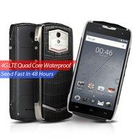 Doogee T5 Lite 4G Téléphone Mobile 5 pouces MTK6735 Quad Core Android 6.0 2 Go RAM 16 Go ROM 8.0MP 4500mAh OTG étanche Smartphone