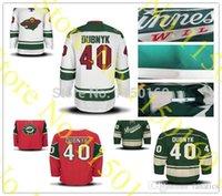 big hockey jerseys - 2016 BIG Discount Minnesota Wild Devan Dubnyk Ice Hockey Jersey Limited Sales Devan Dubnyk Home Green Jersey Great Quality