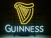 best guinness - Fashion New Handcraft Guinness Real Glass Beer Bar Display neon sign x15 Best Offer