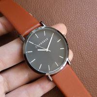 auto simplicity - 2017 The Horse brand mesh watch simplicity classic wrist watch Fashion Casual Quartz Wristwatch high quality women watches