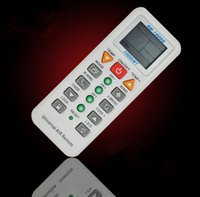 Wholesale NEW Universal LCD A C Muli Remote Control RC For Air Condition Conditioner