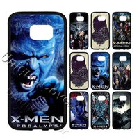 beast x men - X Men Days of Future Past Raven Beast Case for Samsung Galaxy S6 edge plus Hybrid TPUPC Phone Case Free Gift