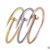 Wholesale Women Girls Alloy Cuff Bangles Fashion Arrow Shaped Shinny Bracelet charm Bracelets Bangles for women European bracelet