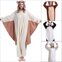 adult monkey - 2016 New monkey panda elephant Pajamas Animal Suits Cosplay Halloween Costume Adult Garment Cartoon Jumpsuits Unisex Animal Sleepwear