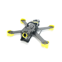 Wholesale Hot New STAR POWER SP215X SP X MM K Pure Carbon Fiber Frame Kit for FPV Racing