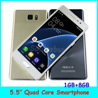 Wholesale 5 inch G Unlocked Smartphone S8 Plus SC7731 Quad Core Android Dual SIM Camera MP GB GB Smart wake Mobile Cell phones