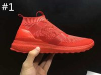 ace buckle - Ace PureControl Ultra Boost Solar Yellow Black White Men Women Running Shoes ACE Men and women Casual Shoes with box