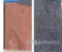 achat en gros de fils teints denim-Hot Selling Jeune fils-teints de tissu, de coton / polyester / coton denim loisirs vêtements pour enfants / tissus chemise