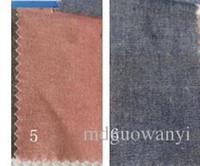 achat en gros de fils teints denim-Hot Selling Jeune tissu teint au fil, coton / polyester / coton denim loisirs vêtements pour enfants / toiles