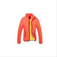 Wholesale The new female models thick winter warm cotton padded jacket women s sport coat jacket M XXL