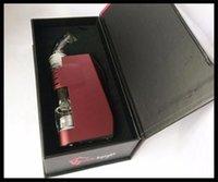 El mejor e cig mod kit de caja para la cera de fumar cigarrillo clavo de fumar vidrio bong vaporizador e cigarrillo thc cera conexión tubería de agua