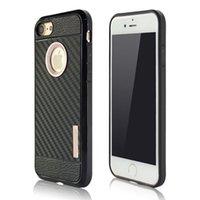 apple ii plus - Hybrid Armor IN Carber Fiber TPU Cover Case For Huawei P8 Lite P9 Y3 Y5 Y6 II Samsung Galaxy J2 J5 J7 Prime iPhone Plus
