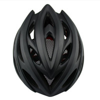 Wholesale 2017 new fashion Mountain Bike Helmet Cycling Helmet Professional Ultralight Integrally molded Air Vents Bicycle Helmet