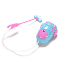 best toy vacuum - NK One Doll Accessories Super cute Vacuum Cleaner Doll Furniture For Barbie Doll Child Baby Toys Best Gift for Child
