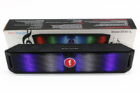bass fit - BT801 Altavoz Bluetooth Speaker soundbar For Mp3 Mp4 Player wireless mega bass Bluetooth speaker for usb charging fit TF card OEM support