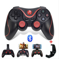 Contrôleur bluetooth android gamepad Prix-Universal TERIOS T-3 T3 Android sans fil Bluetooth Gamepad Gaming Remote Controller Joystick BT 3.0 pour Android Smartphone Tablet PC TV Box