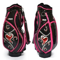 ball packaging products - Elegent Ladies Golf Bag Waterproof Golf Standard Packages Professional Ball Staff Bag Best Gift Products MD0252