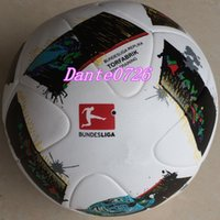 Wholesale Newest German Bundesliga Size Seamless PU Soccer Ball Top Quality Size Football With Gas needle