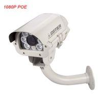 Wholesale License plate POE Bullet IP Camera Inch CMOS Sensor ONVIF Manual Zoom mm IR Cut HD Security Camera