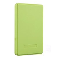 best external disk - Best Seller Green External Enclosure for Hard Drive Disk Usb Sata Hdd Portable Case quot Inch Support TB Hard Drive