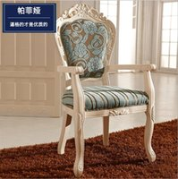antique italian chairs - hot selling Antique Style Italian small table Solid Wood Italy Style Luxury tea Table Set chairs pfy10184