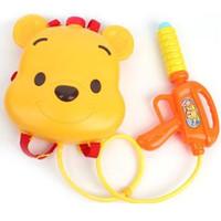 al por mayor pistola de juguete de color rojo-Hxh05 Winnie the pooh bolso de la boquilla de China hecha linda naranja amarillo y rojo de agua de armas niños juguetes niño regalo