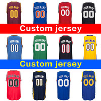 basketball jerseys custom logos - Personalized or Customized men s basketball jerseys Custom any player name and number Embroidery and Sewing logos