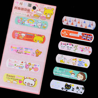 banding medical - Ultrathin Cartoon Wound Plaster Band Aid waterproof First Aid Disposable medical grade wound paste