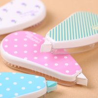 Wholesale pc Fresh Cute Correction Tape Escolar Stationery Office School Supplies Gifts for Kids Papelaria M