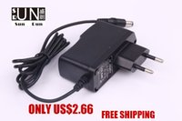 Wholesale 5pcs AC100 V Converter DC V A A A A A A A A A Power Supply Adapter W W W W W W W W W adaptor US EU Puly