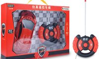Wholesale It is his four children through the wireless remote control car model Toy Puzzle electric toy car