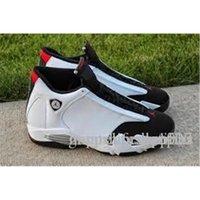 Wholesale Jordan Top Quality Air Retro Retro Black Toe White Black vrsty Red Mtllc Slvr Jordans Retros s Black Toe With Box
