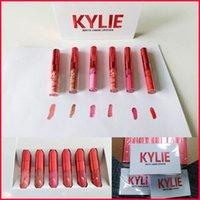 Wholesale In stock New Kylie Jenner Lip Kit Kylie Valentine Edition KYLIE Matte Liquid Lipstick Valentines Gift DHL