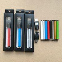 Wholesale Vape pen battery thread battery mah wax oil vaporizer battery for CE3 cbd oil cartridge vaporizer DHL
