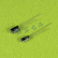 Wholesale V UF mm electrolytic capacitor uF V Aluminum Electrolytic Capacitor AFB2